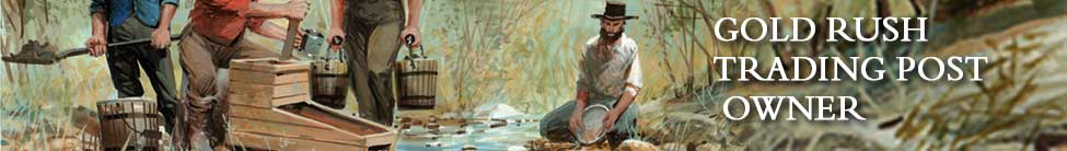 Gold Rush Trading Post Owner