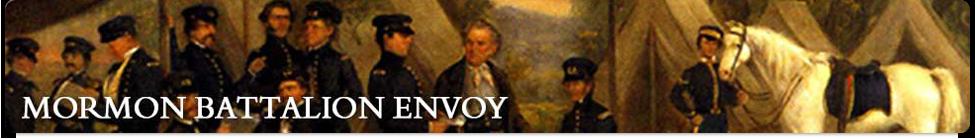 Mormon Battalion Envoy