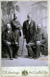 4 sons of Howard Egan