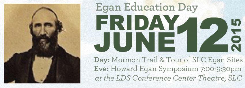 Egan Education day