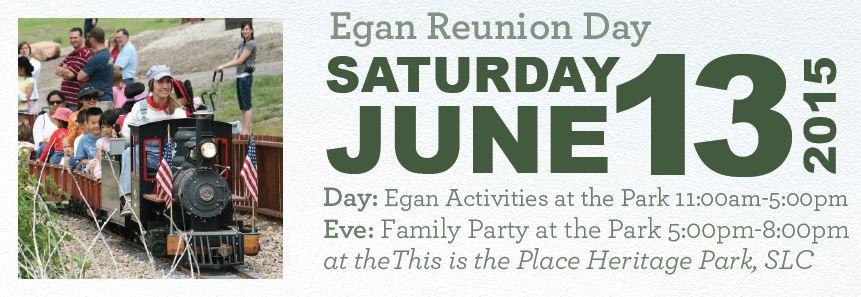 Egan Reunion Day